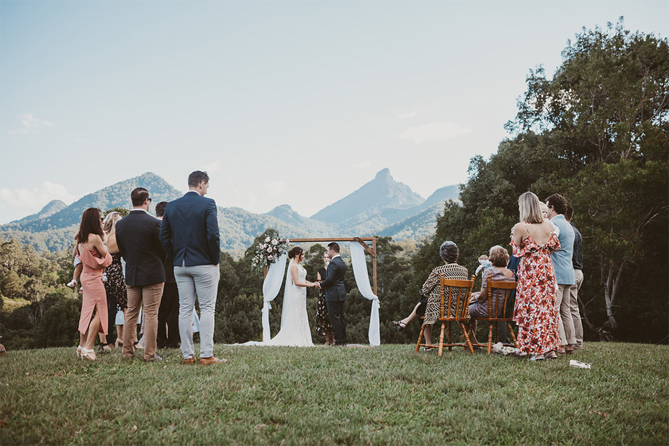 Tweed Coast Elopements - Hitched in Paradise - Mavis's Kitchen Weddings
