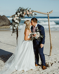 Hitched in Paradise Review - Tweed Coast elopement